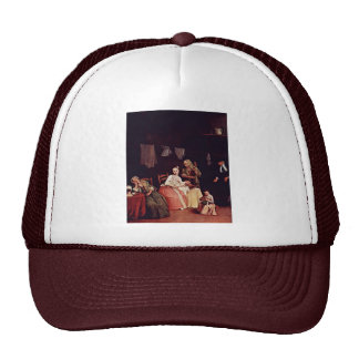 The Milliner (Has Maker) By Longhi Pietro Trucker Hat