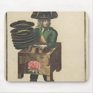 The Milliner's Costume Mouse Pad