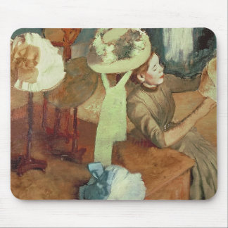 The Millinery Shop, 1879/86 Mouse Pads