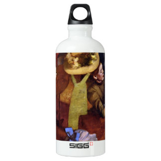 The Millinery Shop by Alfred Sisley SIGG Traveler 0.6L Water Bottle
