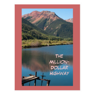 The Million-Dollar Highway Post Cards