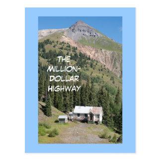 The Million-Dollar Highway Postcards