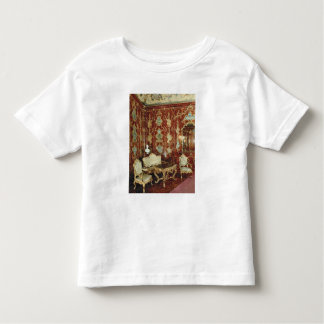 The Millionen Room panelled with fig wood inlaid Toddler T-shirt