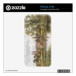 The Millpond, 1901 (oil on canvas) Decal For The iPhone 4S