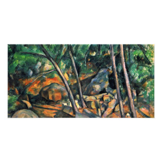 The Millstone By Paul Cézanne (Best Quality) Picture Card