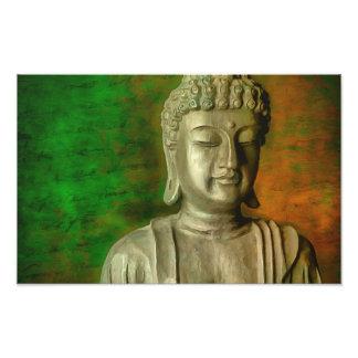The Mind of Buddha Photographic Print