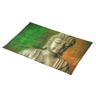 The Mind of Buddha Cloth Placemat
