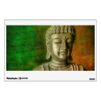 The Mind of Buddha Wall Decal