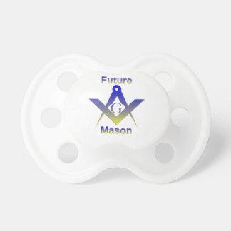 The Mini Mason BooginHead Pacifier
