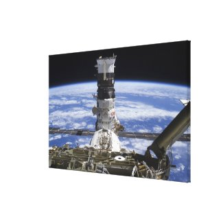 The Mini Research Module 2 Canvas Print
