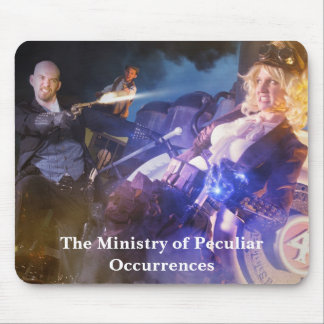 The Ministry mousepad