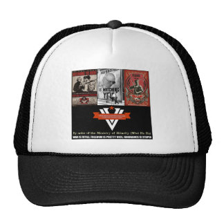 The Ministry of Hilarity Mesh Hat