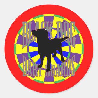 The Minnetonka Classic Round Sticker