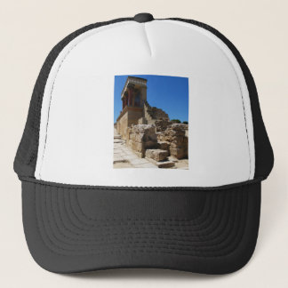 The Minoan Palace of Knossos photograph Trucker Hat