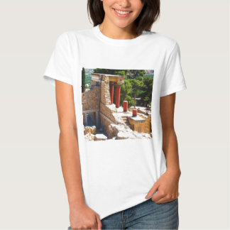 The Minoan Palace of Knossos picture Tee Shirt