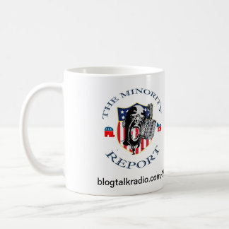 The Minority Report Radio Show Mug