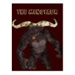 The Minotaur Postcards (2)
