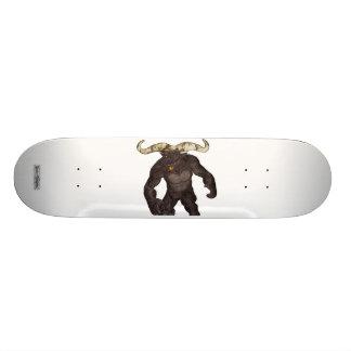 The Minotaur Skateboard