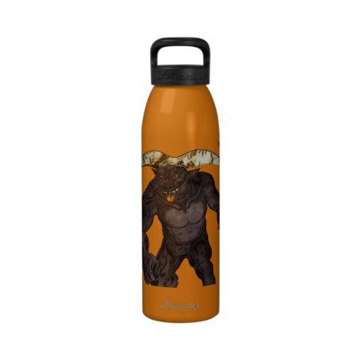 The Minotaur Water Bottle
