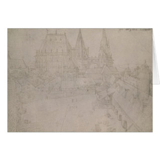 The Minster at Aachen, 1520 Card