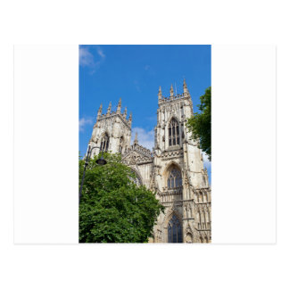 The Minster in York Postcard