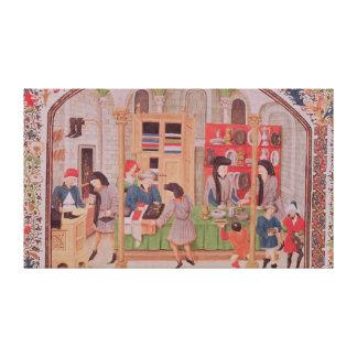 The Mint Canvas Print