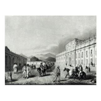 The Mint of Santiago Post Card