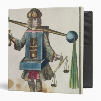 The Minter's Costume 3 Ring Binder