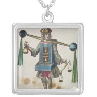 The Minter's Costume Silver Plated Necklace