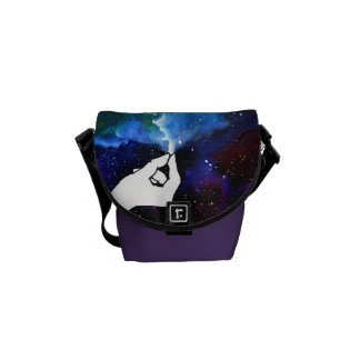 The Miracle is This Messenger Bag