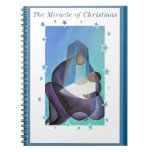 The Miracle Of Christmas Journal