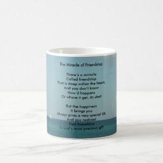 The Miracle of Friendship Coffee Mug