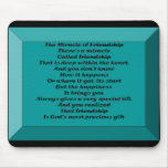 The Miracle of Friendship Mouse Pad