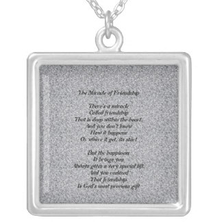 The Miracle of Friendship Necklace