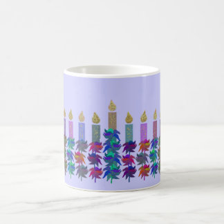 The Miracle of Hannukah Mugs