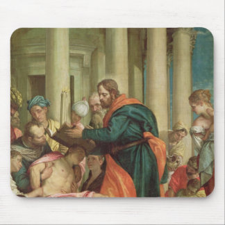 The Miracle of St. Barnabas, c.1566 Mouse Pad