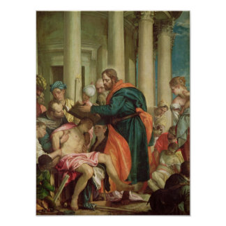 The Miracle of St. Barnabas, c.1566 Poster