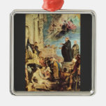 The Miracle of St. Francis Xavier by Paul Rubens Ornaments