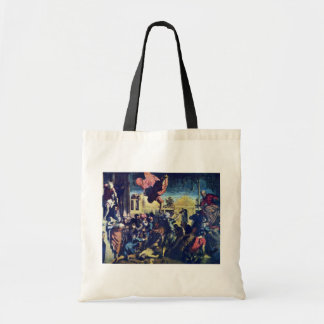 "The Miracle Of St. Mark"" By Tintoretto Jacopo (Be Canvas Bag"