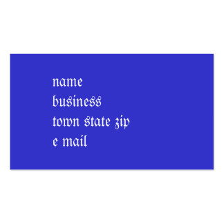 The Miracle of the Loaves and Fishes Double-Sided Standard Business Cards (Pack Of 100)