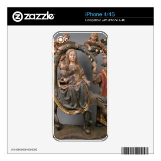 The Miracle of the Palm Tree on the Flight Egypt Decal For The iPhone 4S