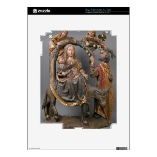 The Miracle of the Palm Tree on the Flight Egypt Skin For iPad 2