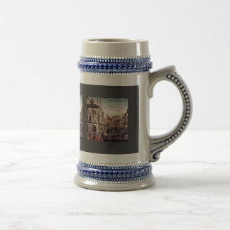The Miracle Of The Relic Of The Holy Cross, By Car Mugs