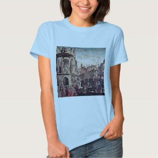 The Miracle Of The Relic Of The Holy Cross, By Car Tshirts