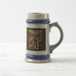The Miracle Of The Relic Of The Holy Cross Detail Mug