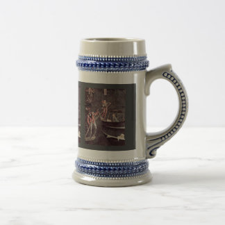 The Miracle Of The Relic Of The Holy Cross Detail Coffee Mug