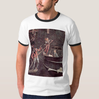 The Miracle Of The Relic Of The Holy Cross Detail T Shirts