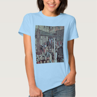 The Miracle Of The Relic Of The Holy Cross Detail Tee Shirts