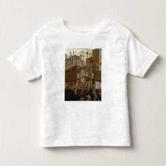 The Miracle of the Relic of the Holy Cross, detail Toddler T-shirt