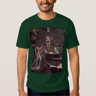The Miracle Of The Relic Of The Holy Cross Detail Tshirt